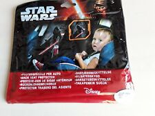 Star Wars Car Back Seat Protector Cover Easy Clean Suitable for all Vehicles