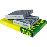 Original MANN-FILTER Aktivkohlefilter Pollenfilter Innenraumfilter CUK 21 000-2