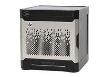 HP ProLiant MicroServer Gen8 // Intel Celeron G1610T, 8 GB DDR3, 4x LFF