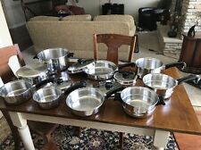 Saladmaster T304S Stainless Steel Cookware Set