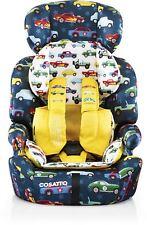 Cosatto ZOOMI GROUP 123 ANTI-ESCAPE CAR SEAT - REV UP Baby Travel BN