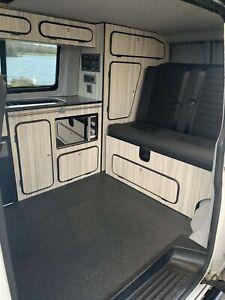 VW/VOLKSWAGEN T4/T5 CAMPER INTERIOR+ROCK AND ROLL BED
