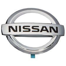 Nissan 350Z 370Z Front Chrome Grille Emblem Nameplate OEM NEW