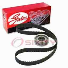 Gates PowerGrip Timing Belt Component Kit for 1976-1989 Volkswagen Scirocco aa