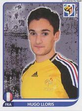 N°089 HUGO LLORIS # FRANCE STICKER PANINI WORLD CUP SOUTH AFRICA 2010