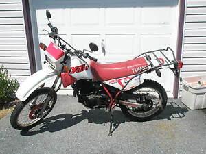 XT350 Rear Motorcycle Cyclerack
