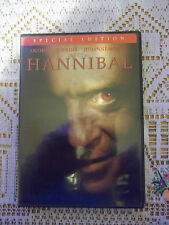 Hannibal (DVD, 2001, 2-Disc Set, Special Edition)