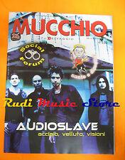Rivista MUCCHIO SELVAGGIO 512/2002 Audioslave Soft Boys Death In Vegas * No cd