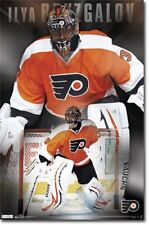 HOCKEY POSTER Ilya Bryzgalov Philadelphia Flyers NHL