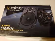 Infinity KAPPA 462.11 CFP 180 WATT 4 X 6 SPEAKERS