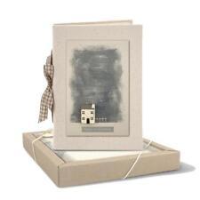 Personalised este de la India 30th 1810E-EOI-P en caja de regalo de cumpleaños Foto Álbum
