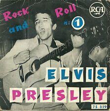 EP FRENCH biem  ELVIS PRESLEY  N°1   75319      1957