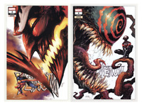Venom # 3 & 4 Kirkham TRADE Variant SET * ORIGIN & 1st APP Knull * GEMINI