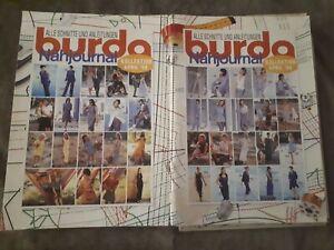 Burda Nähjournal April 99