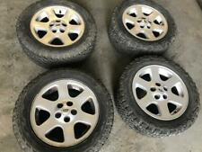 Land Rover Discovery 2 TD5/V8 18 Inch Comet Alloy Wheels And BFG Tyres 255/55R18