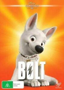 BOLT (Disney) DVD Region 4 BRAND NEW & SEALED!