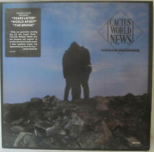 Cactus World News - URBAN BEACHES [1986] Promo LP - NM