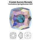 Genuine SWAROVSKI 4460 Mystic Square Fancy Stones Crystals  Many Colors