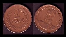 ★★ COLOMBIE / COLOMBIA ● 2 PESOS 1977 ● E8 ★★