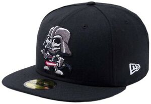 New Era Darth Vader Toki Black Star Wars 59Fifty 5950 Fitted Cap Limited Edition