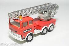 GAMA 9123 FAUN FEUERWEHR FIRE TRUCK VN MINT CONDITION