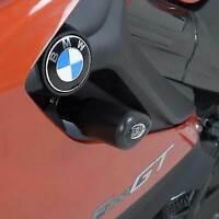 R&G RACING Aero Crash Protectors, BMW F800GT *BLACK*