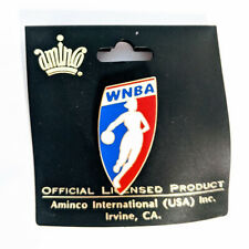 WNBA Official Licensed Lapel Pin