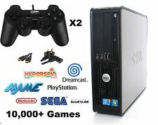 Hyperspin Games PC - Consoles GameCube SNES, PSX, MAME, NES Retro Arcade Machine