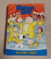 FAMILY GUY Volume 3 Season 4  DVD 3-Disc Box Set 13 Episodes MINT
