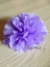 20x 13cm Lilac paper pom pom flowers wedding party baby shower venue decoration
