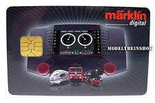 Marklin HO #60135 01 Locomotive Card - 1 Piece