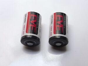 2 Batería EVE Litio LS14250 1/2 Aa Saft 3,6V Li / SoCl2 Media Aa 1200MAH