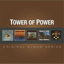 Tower Of Power - Original Album Series: Back To Oakland / Bump Ci NEW CD