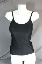Chantelle Soft Stretch Light Scoop Neck Camisole Cami black 16A4 size XS/S