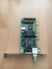 Ethernet Adapter Realtek RTL8029AS, RJ45 BNC  PCI Netzwerkkarte