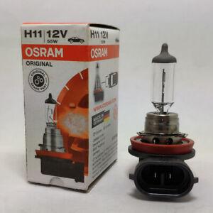 OSRAM H11 64211 12V55W PGJ19-2 Original Car Bulb Halogen Headlight Auto Fog Lamp