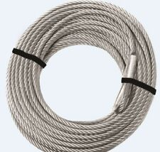 """15/64"""" x 38' Winch Cable for Standard Size 4500 lb. / 5000 lb Winches"""