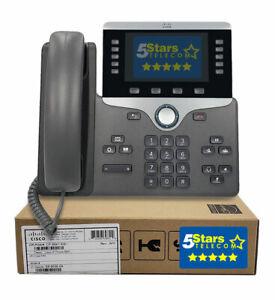 Cisco 8841 Gigabit IP Phone (CP-8841-K9) - Brand New, 1 Year Warranty