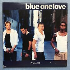 Blue - One Love - Card Sleeve - Promo CD
