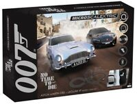 Micro Scalextric G1161 James Bond Set - No Time to Die (Battery Operated)