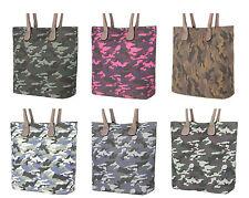Markenlose Damen-Shopper/- Umwelttaschen aus Synthetik