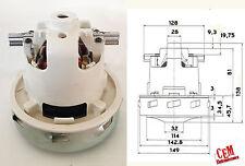 Motore per aspirapolvere ISS 35 45 55 WURTH ricambio originale AMETEK