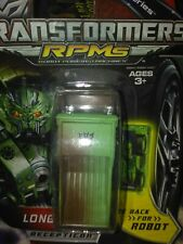 Transformers RPMS Long Haul Decepticon #04 of 04 2009 Factory Sealed Package