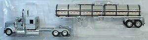 1/64 DCP Die-Cast Promotions Wendt Trucking Kenworth W900 w/ 40' Chem Tank 32656