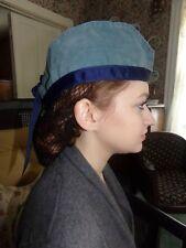 Victorian Attire Civil War Glengary CAP HAT Accessory 19 Century Costume New