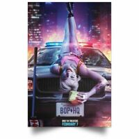 Harley Quinn Birds Of Prey Movie Poster Wall Art Print High Quality