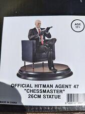 Hitman Agent 47 Chessmaster 26cm Statue
