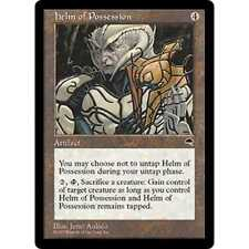 MTG Helm of Possession NM - Tempest