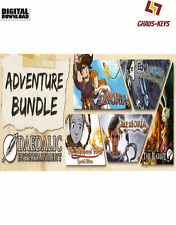 Daedalic Adventure Bundle Steam Key Pc Game Download Code Spiel
