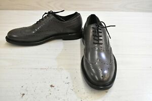 Kenneth Cole Class 2.0 Lace Up Oxford, Men's Size 9, Grey MSRP $125